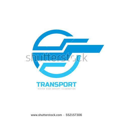 Transport Logo Stock Images Royalty Free Images Vectors Shutterstock Transport Logo Templates
