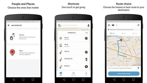best android gps 10 best gps app and navigation app options for android android authority
