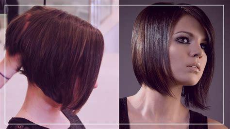 cortes de cabello para dama corte de cabello mujer estilo bob tendencias parte 2