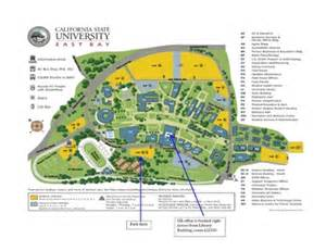 Cal State Long Beach Campus Map by Cal State East Bay Center For International Education Cie