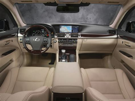 lexus ls interior 2017 new 2017 lexus ls 460 price photos reviews safety