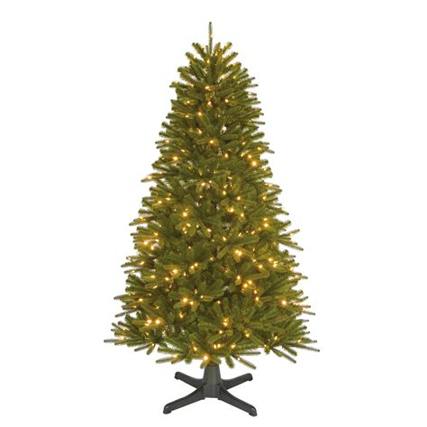 kmart artificial tree color switch plus 7 5 regal fir tree sears