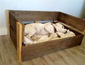 Pet Bed Frame Reclaimed Wood Pet Bed Frame By Thepetcottage On Etsy 60
