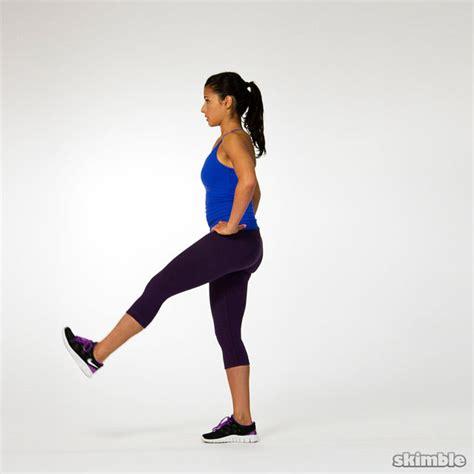 leg swing exercise single leg balance with leg swings exercise how to