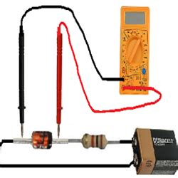 Multitester Jarum nadhwa cara mengukur dioda dengan multitester