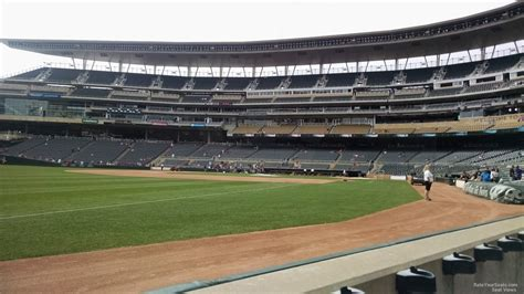 target 1 section target field section 125 rateyourseats com