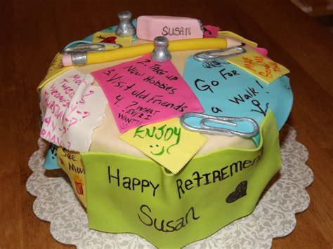 retirement cake decorations retirement cake cake decorating community cakes we bake