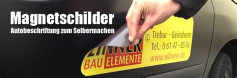 Magnetschild Auto by D Sign Werbung Die Profis F 252 R Ihre Werbung Im Rhein