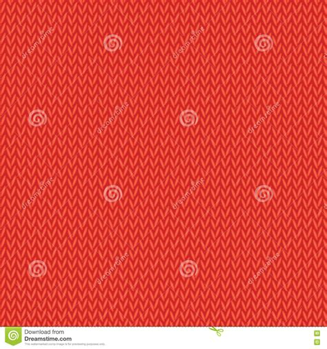 seamless knitted pattern vector seamless pattern of knitted vector illustration stock