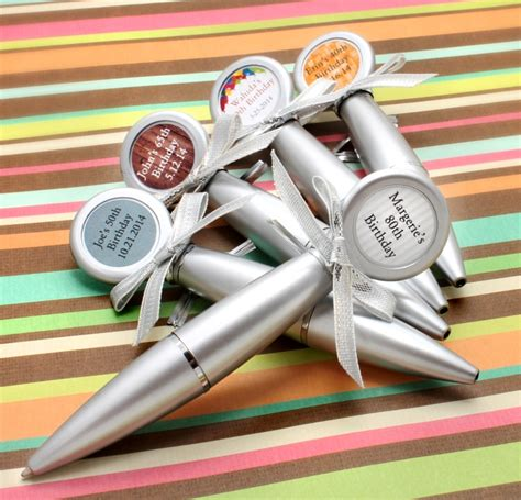 Magnet Giveaways - pen wedding favors with magnet
