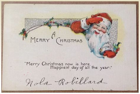 merry christmas l post art deco a merry christmas post card best kept secrets