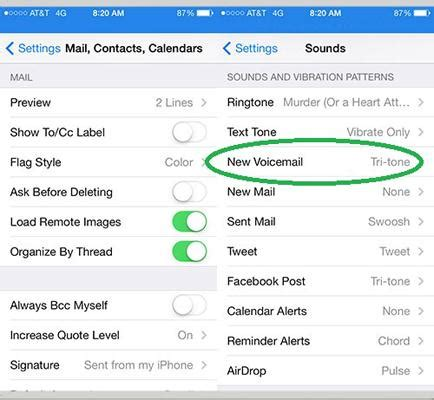 Iphone 4 voicemail message setup m4hsunfo