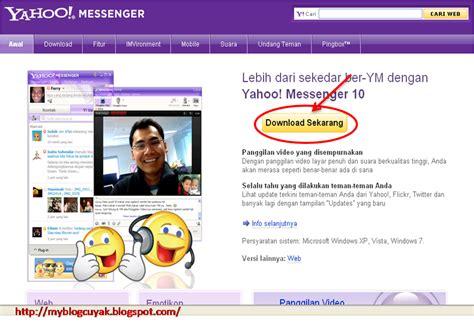 membuat yahoo messenger gateway cara membuat yahoo messenger blog c