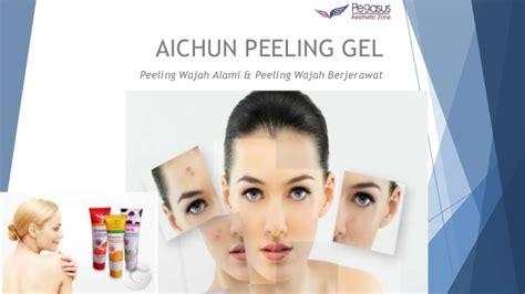 Aichun Peeling Gelpeeling Badan Penghilang Dakipemutih Wajah aichun peeling wajah yang bagus peeling wajah paling bagus peronto