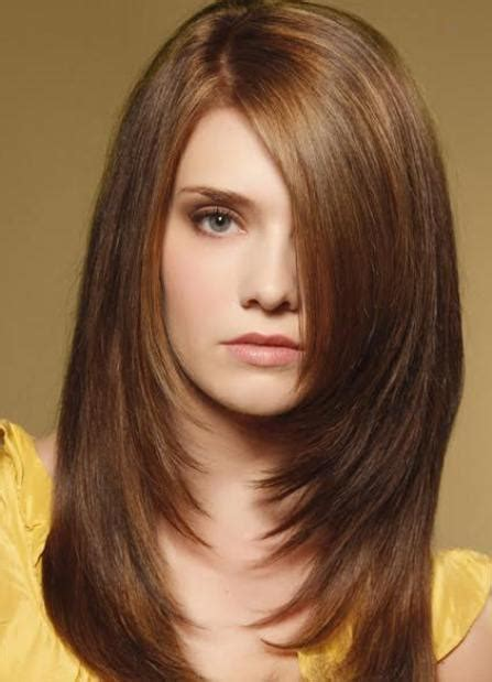 Layered Hairstyles For Thick Hair by 20 Medium Length Haircuts For Thick Hair