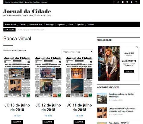 banca virtual jornal da cidade lan 231 a banca virtual jornal da cidade