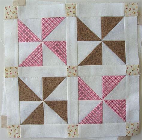 Pinwheel Quilt Block by Pinwheel Sler Block Two Quilt Blocks