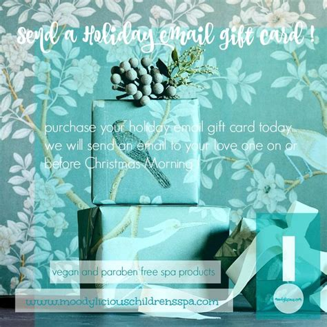Gift Cards Delivered By Christmas - 112 best images about moodylicious spa products on pinterest