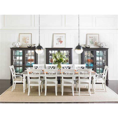 coastal living dining room furniture stanley furniture coastal living retreat saltbox white sea