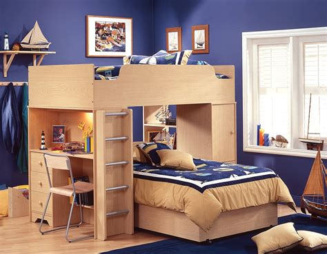 Loft Bed Underneath by Bunk Bed With Desk Underneath
