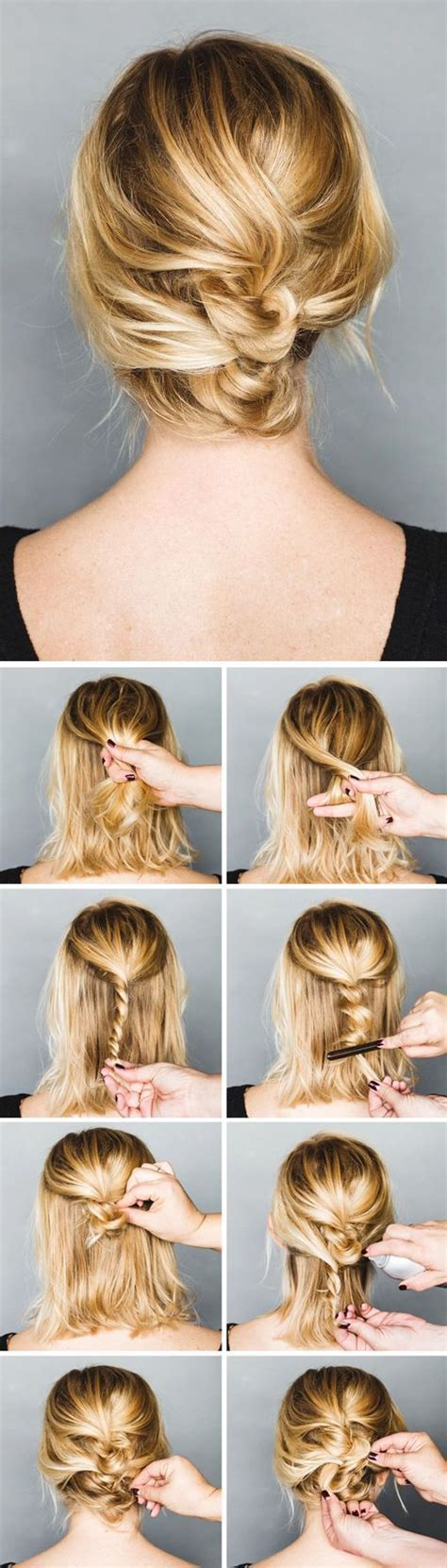 step by step instructions for short shag haircut best 20 short hair updo ideas on pinterest hair updos