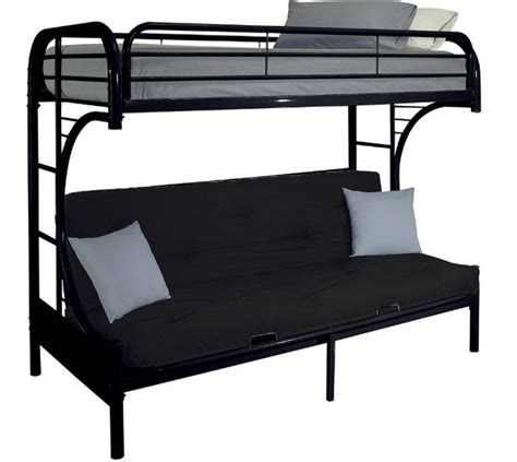 extra long futon sleep and play usa cabot extra long twin over queen futon
