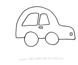 6 best images of printable car cutouts printable car cut