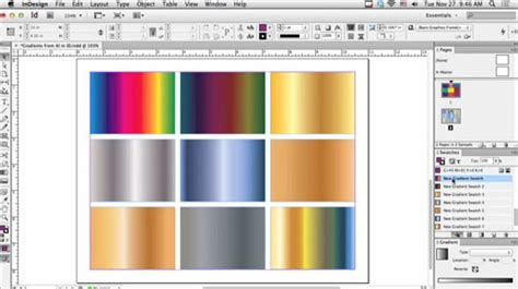 pattern from illustrator to indesign 30 useful adobe indesign tutorials to learn in 2013