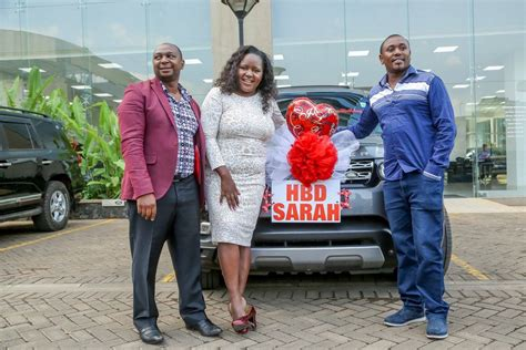 bonfire adventures owner gifts wife  range rover   stunning birthday surprise