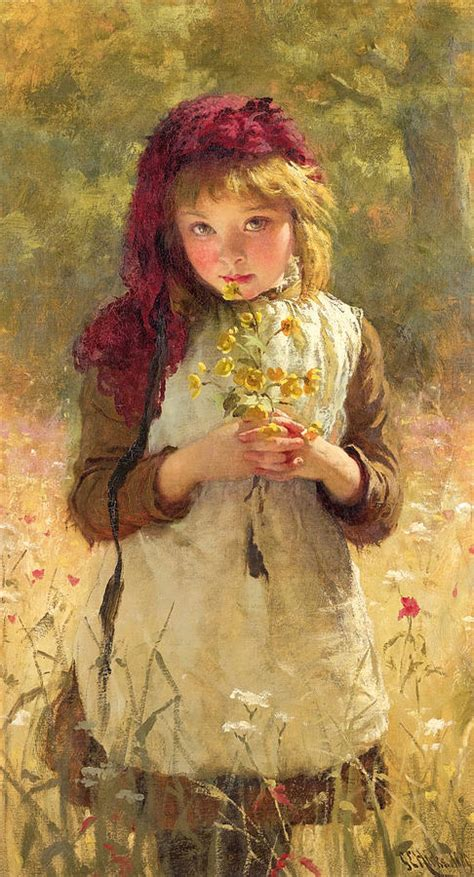 the way back the paintings of george a weymouth a brandywine valley visionary books buttercups painting by george elgar hicks
