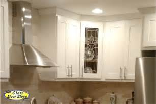 Stained Glass For Kitchen Cabinets cabinet glass amp glass shelves the glass door store