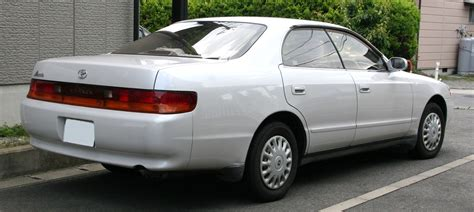 What Is Toyota File Toyota Chaser Rear Jpg Wikimedia Commons