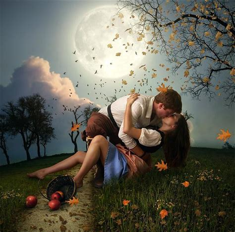 kiss forever tutorial love inspired photoshop manipulation tutorials for