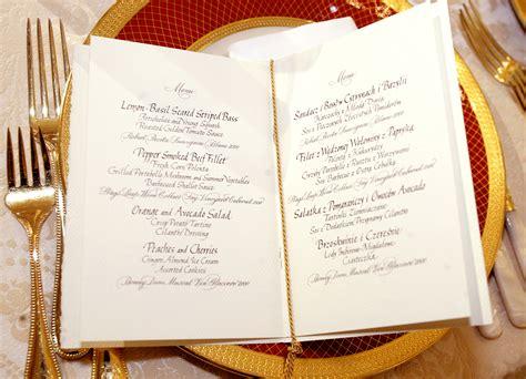 layout di un menu le allergie entrano nei menu ristoranti dovranno