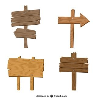 Wood Sign Vectors Photos And Psd Files Free Download Wood Sign Templates