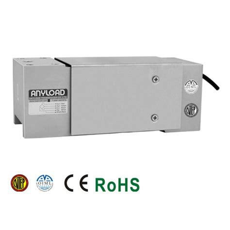 Load Cell Single Point Alumunium Material Zemic Lssp L6f 500kg 108uaun single point load cell anyload