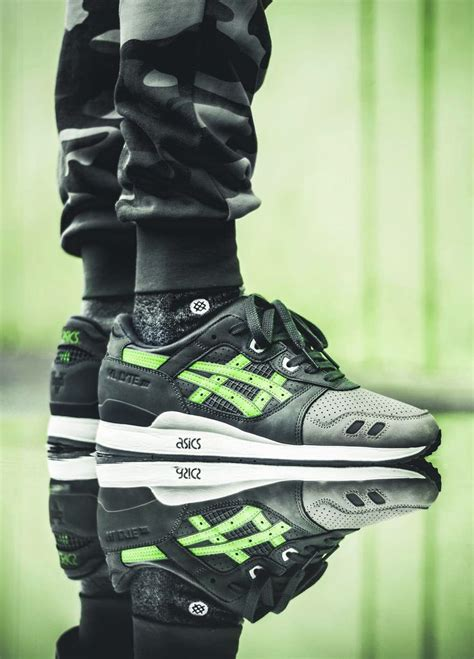 Sepatu Asics Gel Lyte Iii X Ronnie 617 Best Images About Shoes On Adidas Zx Flux