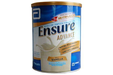Abbott Ensure Fos Coklat 400 Gr ensure advance polvo sabor vainilla farmacia leloir tu