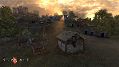 stronghold  pc games torrents