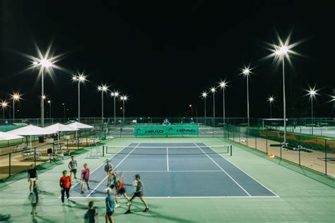 250w High Power Industrial Led Lighting Fixture For Tennis Outdoor Field Lighting