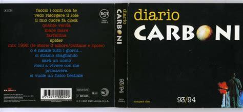 luca carboni farfallina testo luca carboni diario carboni 93 94 1993 avaxhome