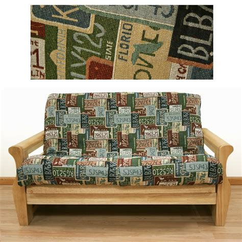 Sports Futon Covers by 1000 Images About Printed Futon Covers On