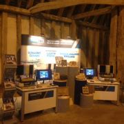 scottish woodworking show exhibitions clickncarve cnc engraving machine by tooltec