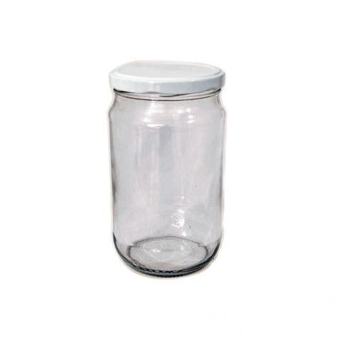 frasco especiero de vidrio frasco vidrio especiero con tapa blanca sublimable
