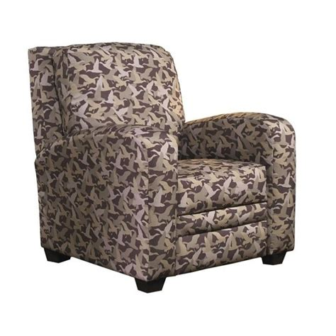 Catnapper Duck Dynasty Mallard Creek Handle Free Recliner