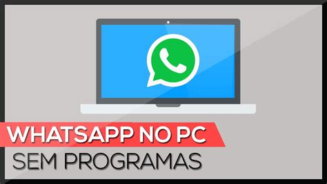 tutorial como usar o whatsapp no pc como utilizar whatsapp desde tu pc youtube como utilizar