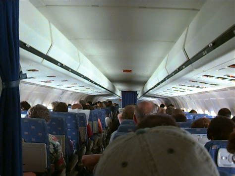 Airplane Cabin by Image Md80 Cabin