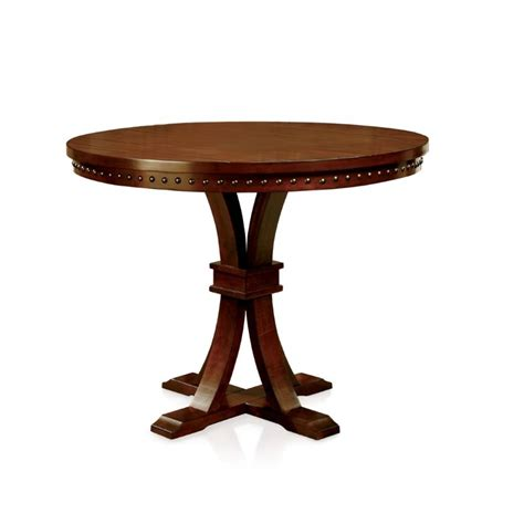 furniture of america dining table furniture of america duran counter height dining