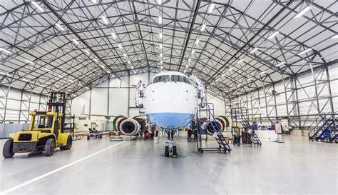 plan hangar aircraft hangars rubb uk