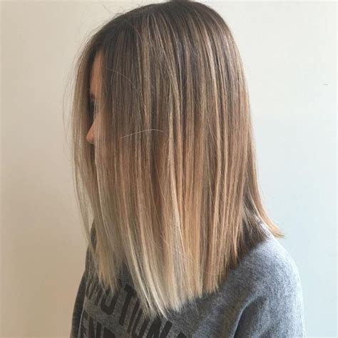 straight sholder length ombre hair best 25 medium length ombre hair ideas on pinterest